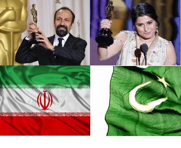 Oscar win for Iran and Pakistan